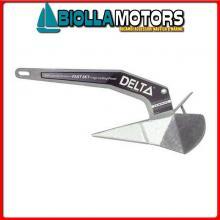0107706 ANCORA BARCA DELTA 6 ANCORA BARCA Delta