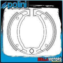 176.1205 CEPPI FRENO POLINI D.110X25 (con molle) MBK BOOSTER 50 NEXT GENERATION