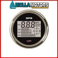 2361433 CONTANODI GPS BLACK CHROME< Contanodi GPS Ecms Black Chrome
