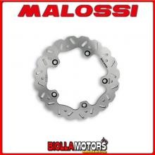 6215471 BRAKE DISC MALOSSI BMW C Sport 600 ie 4T LC euro 4 WHOOP DISC FRONT/REAR