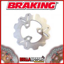 YA12FID DISCO FRENO ANTERIORE SX BRAKING GILERA EASY MOVING 50cc 1996 WAVE FISSO