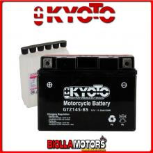 712139 BATTERIA KYOTO YTZ14S-BS SIGILLATA CON ACIDO YTZ14SBS MOTO SCOOTER QUAD CROSS