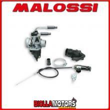 1611430 KIT CARBURATORE MALOSSI PHVB 22 DS MBK OVETTO 100 2T - -