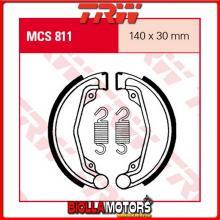 MCS811 GANASCE FRENO POSTERIORE TRW Honda CL 250 S 1982- [ORGANICA- ]