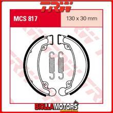 MCS817 GANASCE FRENO POSTERIORE TRW Honda CB 125 K6 1976- [ORGANICA- ]