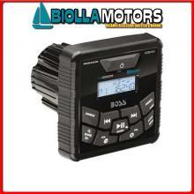 5640108 STEREO BOSS MGR450B USB/BTOOTH Radio-Lettore BOSS MGR450B RDS / USB / Bluetooth