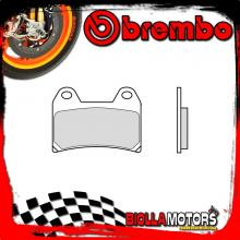 07BB19LA PASTIGLIE FRENO ANTERIORE BREMBO DUCATI MONSTER 620 DARK (MONODISCO) 2004- 620CC [LA - ROAD]