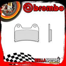 07BB19SA PASTIGLIE FRENO ANTERIORE BREMBO HOREX VR6 2011- 1200CC [SA - ROAD]