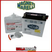 MOB7L-B2/SM BATTERIA MAGNETI MARELLI YB7L-B2 CON ACIDO YB7LB2 MOTO SCOOTER QUAD CROSS