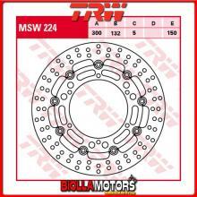 MSW224 DISCO FRENO ANTERIORE TRW Yamaha XVZ 1300 RoyalStar 1996-2000 [FLOTTANTE - ]