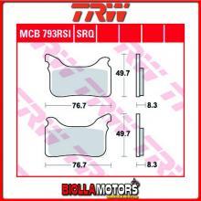 MCB793RSI PASTIGLIE FRENO ANTERIORE TRW Aprilia SXV 450 Supermoto 2005-2013 [ORGANICA- ]