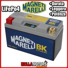 MM-ION-6 BATTERIA LITIO MAGNETI MARELLI YT12B-BS LiFePo4 YT12BBS MOTO SCOOTER QUAD CROSS