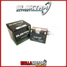 246610180 BATTERIA ELEKTRA YTZ12S-BS SIGILLATA CON ACIDO YTZ12SBS MOTO SCOOTER QUAD CROSS