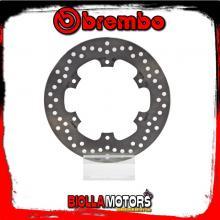 68B40756 DISCO FRENO POSTERIORE BREMBO TM GS 1990-1992 125CC FISSO