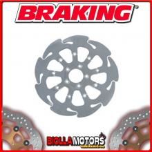 HD05FLD DISCO FRENO ANTERIORE SX BRAKING HARLEY D. XL 883 L SPORTSTER LOW 883cc 2007-2013 WAVE FLOTTANTE