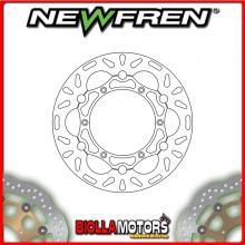 DF5041AF DISCO FRENO ANTERIORE NEWFREN SUZUKI RM 125cc 2001-2012 FLOTTANTE