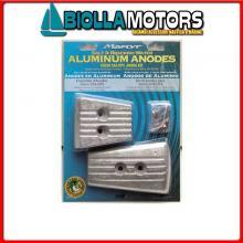 5175057 KIT VOLVO SX-A-DPS ALU< Kit Anodi Volvo SX-A / DPS