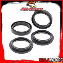 56-149 KIT PARAOLI E PARAPOLVERE FORCELLA KTM EGS 125 125cc 1996-1997 ALL BALLS