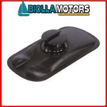 2915143 BITTA BOLLARD COMPACT BLACK Bitta Bollard Compact