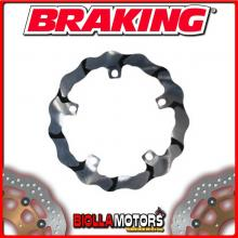 BY101R DISCO FRENO ANTERIORE DX BRAKING BMW R 1200 GS 1200cc 2008-2014 WAVE FLOTTANTE