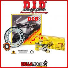 372345000 KIT TRASMISSIONE DID GILERA RC 125 Top Rally 1990- 125CC