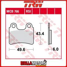 MCB766RSI PASTIGLIE FRENO ANTERIORE TRW Gas Gas TX 125 Randonne 2012- [SINTERIZZATA- RSI]