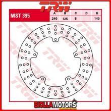 MST395 DISCO FRENO POSTERIORE TRW Aprilia SR 125 Maxi.e. 2011- [RIGIDO - ]