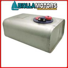4032063 SERBATOIO CAN FLAT 63L INOX Serbatoi Inox Piatti