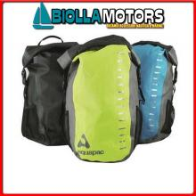 3030477 AQUAPAC DAYSACK 28L BLACK 793 Zaino Impermeabile Aquapac Daysack