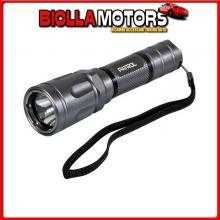 72026 LAMPA PATROL-LED, TORCIA A LED IN ALLUMINIO - COMPACT - 1W