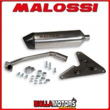 3216014 MARMITTA MALOSSI RX YAMAHA XENTER 125 IE 4T LC - -
