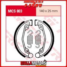 MCS803 GANASCE FRENO ANTERIORE TRW Honda CM 125 C 1982- [ORGANICA- ]