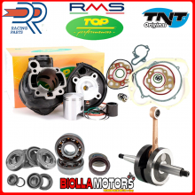 S689- KIT CILINDRO ALBERO TOP MODIFICA 70CC APRILIA CLASSIC 50 2T 92-99