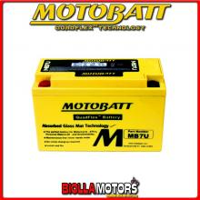 MB7U BATTERIA MOTOBATT YT7B4 AGM E06013 YT7B4 MOTO SCOOTER QUAD CROSS