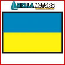 3404650 BANDIERA UCRAINA 50X75CM Bandiera Ucraina