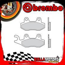 07076 PASTIGLIE FRENO ANTERIORE BREMBO GARELLI XO 2012- 200CC [ORGANIC]