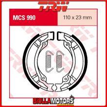 MCS990 GANASCE FRENO POSTERIORE TRW SYM 150 Husky 1999- [ORGANICA- ]