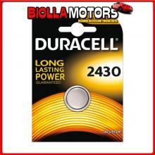 DC4030404 DURACELL DURACELL ELETTRONICA, ?2430?, 1 PZ