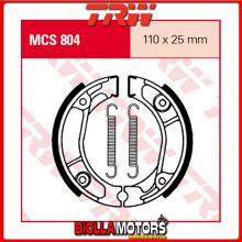 MCS804 GANASCE FRENO ANTERIORE TRW Honda CB 50 J -1980 [ORGANICA- ]