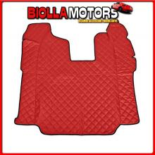 96422 LAMPA TAPPETO CENTRALE IN SIMILPELLE - ROSSO - SCANIA R SERIE 6 (09/09>08/13)