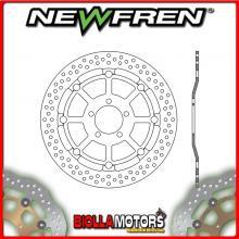 DF5174AF DISCO FRENO ANTERIORE NEWFREN KAWASAKI ZZR 250cc 1990-2003 FLOTTANTE