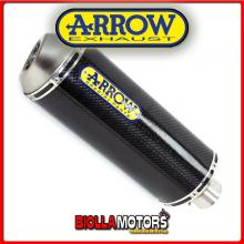 71708MO TERMINALE ARROW MAXI RACE-TECH YAMAHA FZ1 Fazer 2006-2016 CARBONIO/INOX