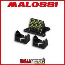 2715810.C0 VALVOLA LAMELLARE MALOSSI VL18 HM CRE SIX COMP. 50 IE 2T LC 2013-> (MINARELLI AM 6) LAMELLE CARBONIO 0,23MM -