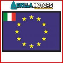 3401030 BANDIERA ITALIA UE 30X45CM Bandiera Italia UE
