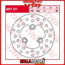 MST411 DISCO FRENO ANTERIORE TRW Suzuki LTR 450 2006- [RIGIDO - ]