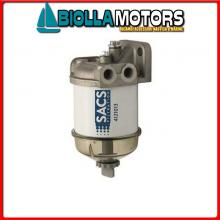 4120923 COPPA FILTRO 55 SOLO Filtro Diesel 55S