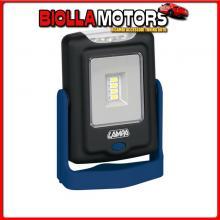 70638 LAMPA GL-1, LAMPADA ISPEZIONE A LED CON TORCIA - D/BLISTER 1 PZ
