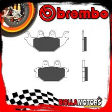 07GR81CC PASTIGLIE FRENO POSTERIORE BREMBO INDIAN SCOUT 2015- 1130CC [CC - SCOOTER CARBON CERAMIC]