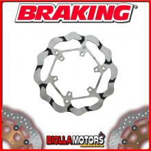 S34011 DISCO FRENO ANTERIORE SX BRAKING BETA RR 250cc 2005-2009 WAVE SEMIFLOTTANTE