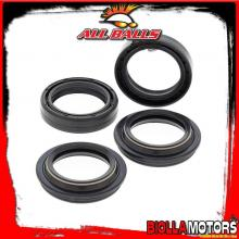 56-123 KIT PARAOLI E PARAPOLVERE FORCELLA Honda CBF 250 250cc 2004- ALL BALLS